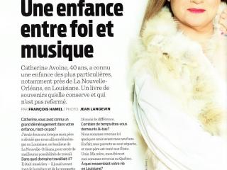 Catherine Avoine Medias La Voix